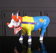 CowParade - Put a Clown in your Life Medium - Erick Calderon