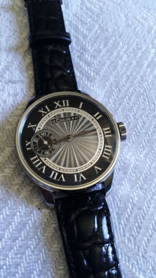 LeCoultre & co --- not signed --- mariage watch