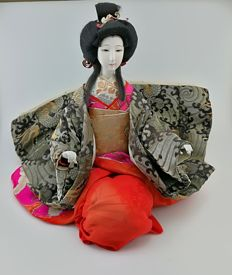 Doll Hinamatsuri - Japan - ca. 1970