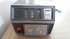 Sega Clover Bell from the Fiftees 1 armed Bandit Trade Stimulator works and complete