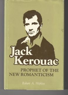 Lot of 4 books about Jack Kerouac
