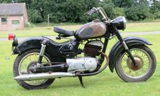 Puch - SG 250cc Double piston - 1956