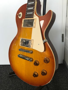 Tokai LS-85VF (made in Japan) including hard case
