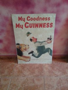 Advertising Guinness - Collector's Edition, 1970s