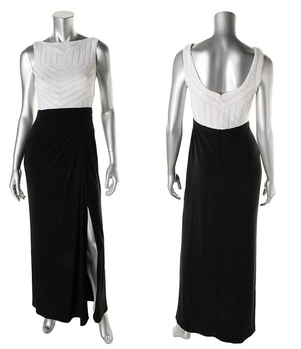 2bc9d1f800 Ralph Lauren - Sequined Sleeveless Evening Dress - Catawiki