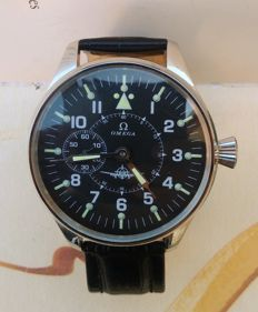 Omega – Men's military-pilot marriage watch – 1901-1949.