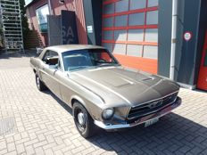 Ford - Mustang Hardtop-Coupé - 1968