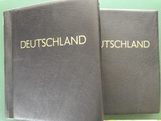Federal Republic of Germany 1951/1984 – Collection in Kabe album
