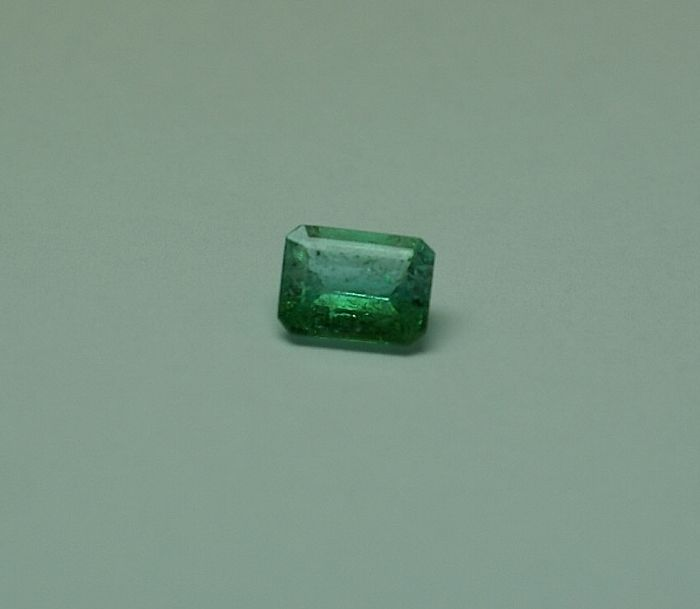 Brazilian Paraiba tourmaline, bluey-green,  0.56 ct