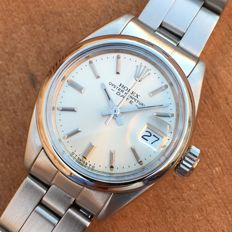 Rolex Oyster Perpetual Date – Ladies' Watch – 1989