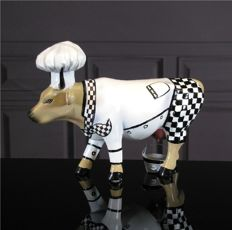 CowParade - Chef Cow Medium - Alunos da Universidade