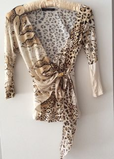 Roberto Cavalli – Made in Italy – In perfect condition – Certificate of authenticity