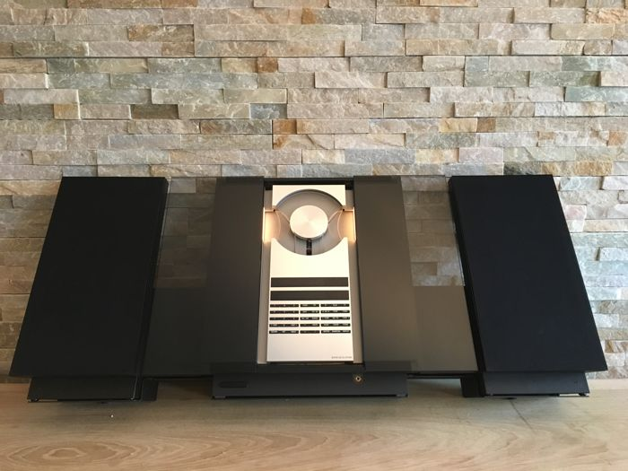 Bang And Olufsen Beosystem With Beocenter 2300 Incl