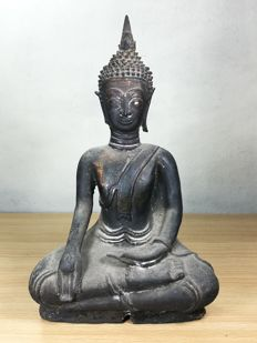 Thai Ayuthya Sculpture Buddha Image 17-18 th C. (Ayuthya period)