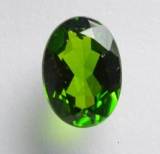Diopside – 0.81 carats – No reserve price