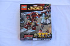 Marvel Super Heroes - 76031 - The Hulk Buster Smash