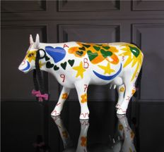 CowParade - Lovely Guadeloupe Large - Robert Louis Stevenson