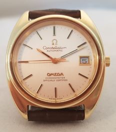 Omega Constellation - Men's watch - 1970s (SERVICED)