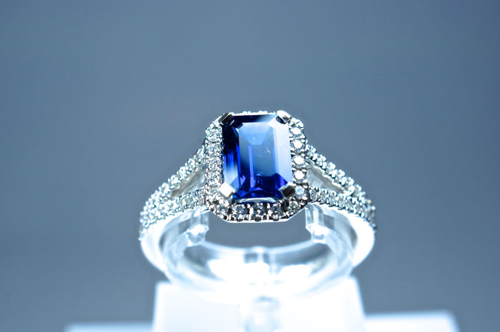 Bague emeraude anvers