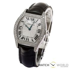 Cartier Tortue XL Large, Factory Diamond, -women's watch