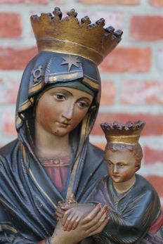 Monastery item - large sculpture of OUR LADY perpetual help