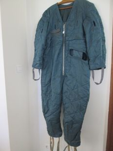 padded and insulated MOD T3K - 2 M high altitude under flight suit