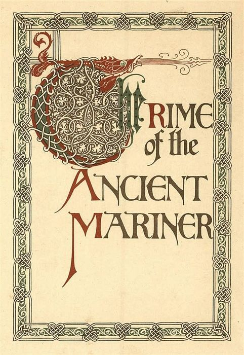 the rime of the ancient mariner theme essay