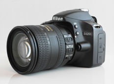 Nikon D3200 (24.2MP) and AF-S NIKKOR 16-85mm 1:3.5-5.6 G ED (DX SWM VR ED IF Aspherical), top lens