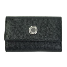Bvlgari leather wallet/key case, No reserve price