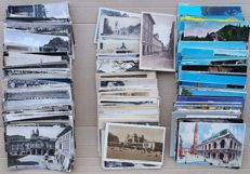 Lot of 600 Regional Italian postcards 1900/1980