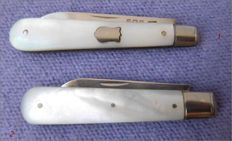 Two Pocket Knives - Sheffield. 1916-1930 (England)