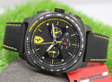 Scuderia Ferrari Mens Aero Evo Chronograph Watch - New & Perfect Condition