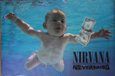 Kirk Weddle (foto) - Nirvana Nevermind - ca. 1995
