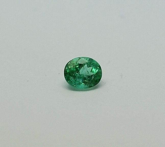 'Paraiba' Tourmaline , green, - 0,44 ct