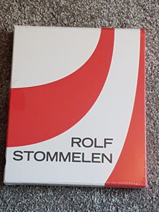 Rolf Stommelen special edition; No. 22/150