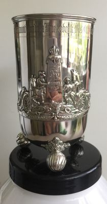Silver farewell cup, Friedlander, Berlin, Germany, 1899