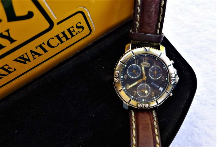 Camel trophy adventure chronograph wristwatch catawiki for Adventure watches