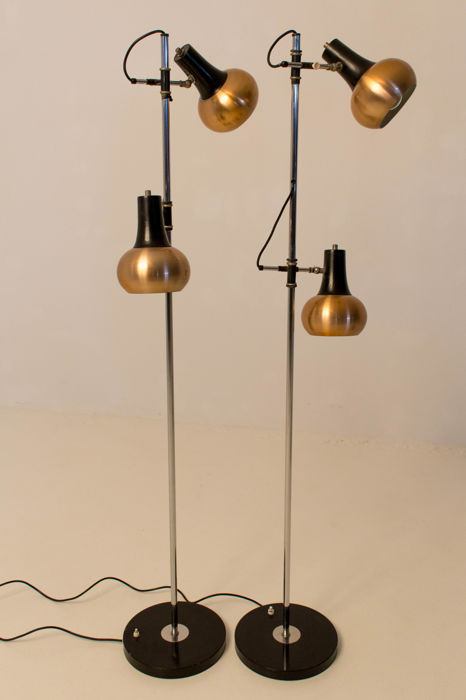 Unknown designer - vintage floor lamp