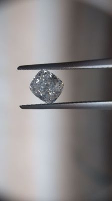 1.01 ct Diamond, cushion cut, G/VVS2, GIA