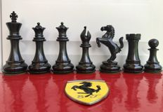Ferrari super luxury competition chess
