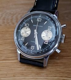 Breitling Vintage Chronograph  Ref. 9121 - Mens Watch - 1972