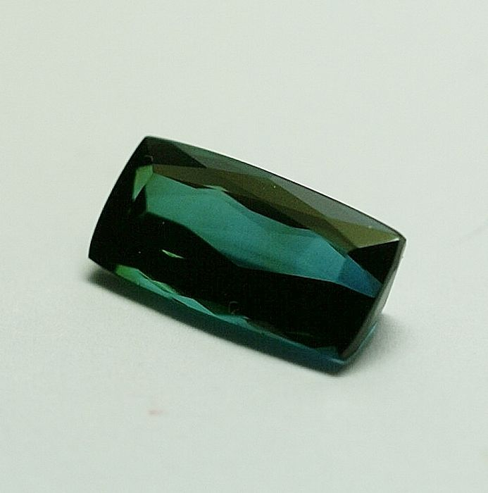 Tourmaline, green-blue - 3,85 ct