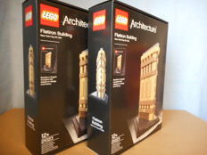 Architecture  - Flatiron Building, New York – 21023 (2 pieces)