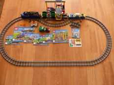 LEGO city - 60052 - Freight train