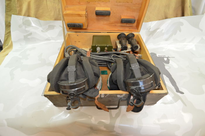 Czech night Vision scope for tank or APC