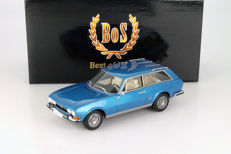 Bos Models - Scale 1/18 - Peugeot 504 Riviera break 1971