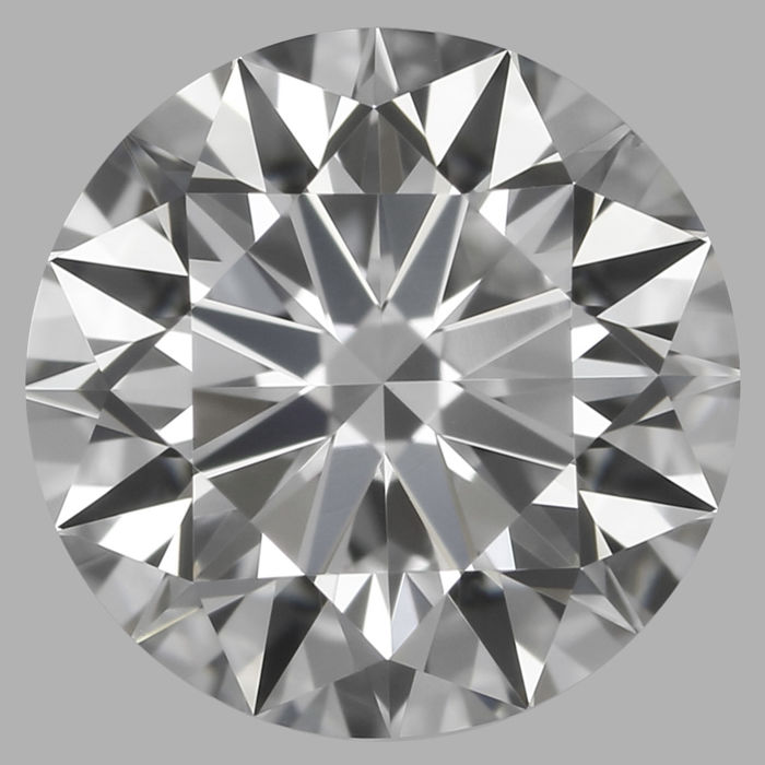 0.50 ct Round Brilliant Diamond DIF GIA Serial# 1970-original-image-10X