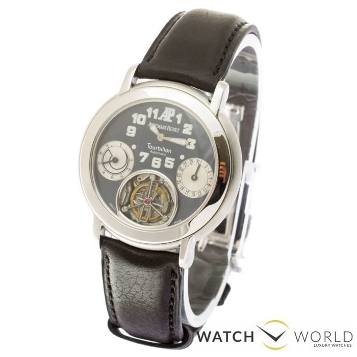 Audemars Piguet JULES AUDEMARS TOURBILLON PLATINUM Limited 150 pc ref 25964PT.0.0002CR.01