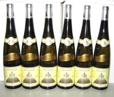 2011 Gewurztraminer Grand Cru Sporen, Domaine Dopff au Moulin – Lot of 6 bottles