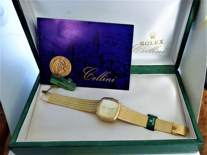 Rolex - swiss gents cellini. exquisite quality. - Unisex - 1960-1969